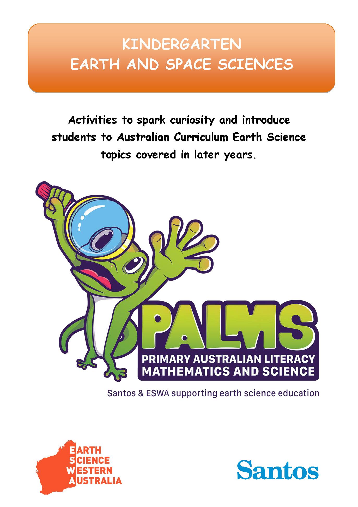 PALMS K Cover