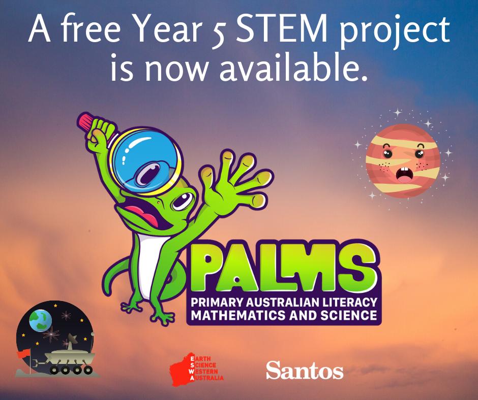 PALMS Year 5 STEM